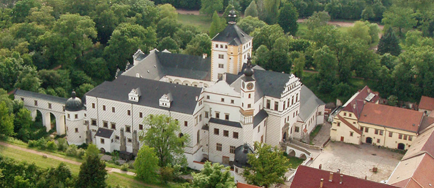 26. Listopadu 2017 – Zámek Pardubice